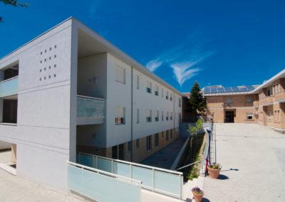 Fondazione Padre Alberto Mileno – Sede di Gissi