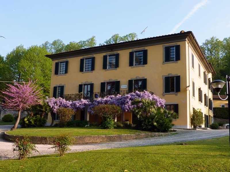 Ville di Nozzano Clinica Specialistica Psichiatrica – Neomesia